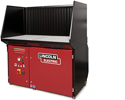 Lincoln Electric environmental equipment