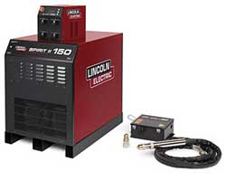 Lincoln Electric welding automation