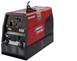 Lincoln Electric engine driven welders