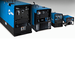 Miller Electric engine driven welders