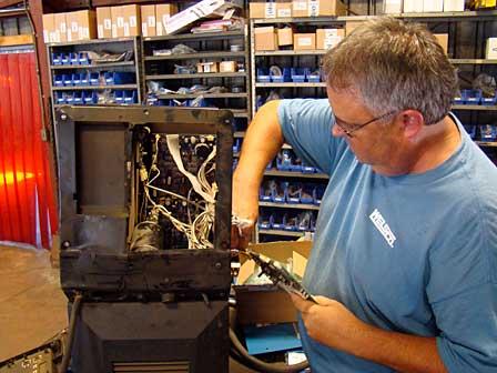 welding machine repair